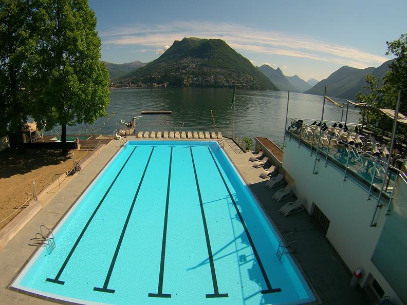 Image 3 - Lido et piscine Conca d'Oro, Paradiso