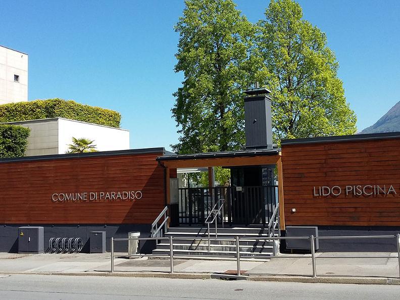 Image 0 - Lido und Schwimmbad Conca d'Oro, Paradiso