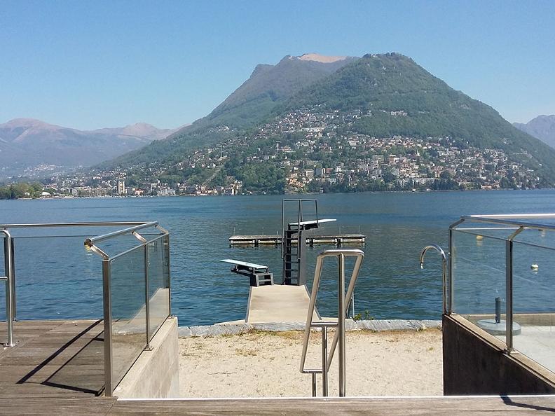 Image 1 - Lido und Schwimmbad Conca d'Oro, Paradiso