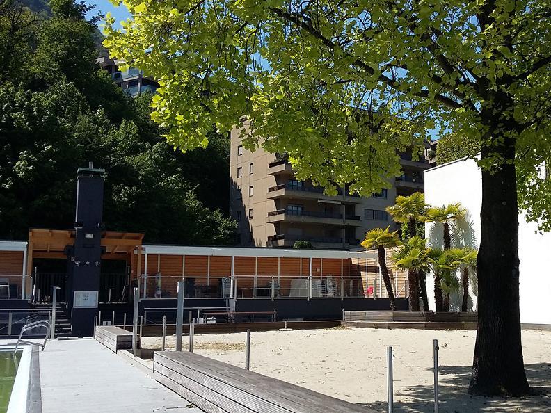 Image 5 - Lido & swimmingpool Conca d'Oro, Paradiso