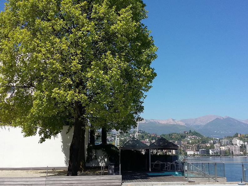 Image 2 - Lido & swimmingpool Conca d'Oro, Paradiso