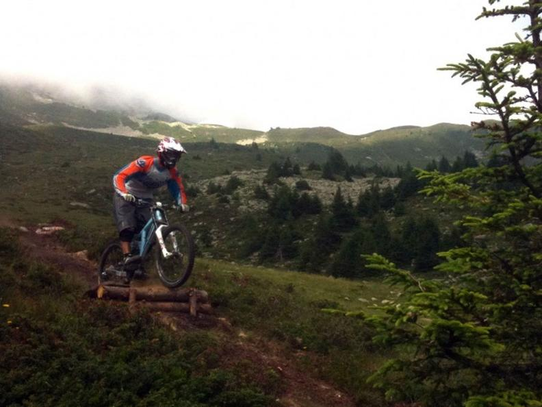 Image 0 - Nara Bikepark: The Black Wood Line
