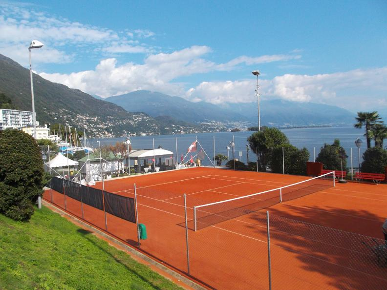 Image 0 - Tennis Club Brissago