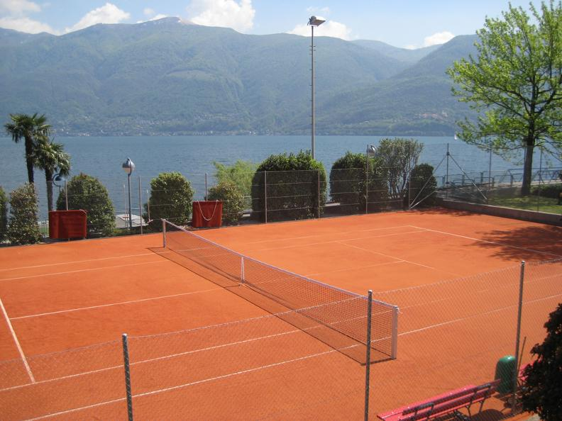 Image 1 - Tennis Club Brissago