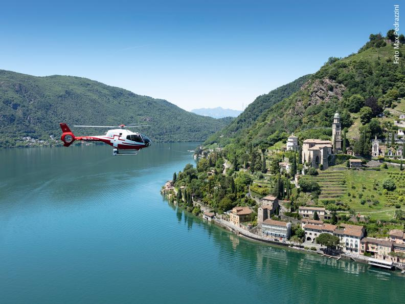 Image 0 - Swiss Helicopter