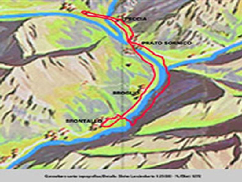 Image 0 - Prato Sornico - Peccia - Broglio mit dem Mountainbike