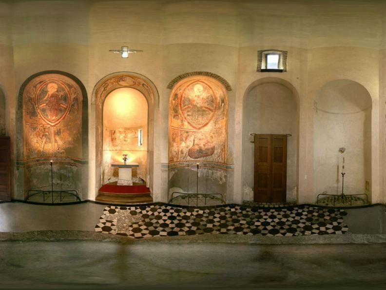 Image 1 - Baptistery of Riva San Vitale