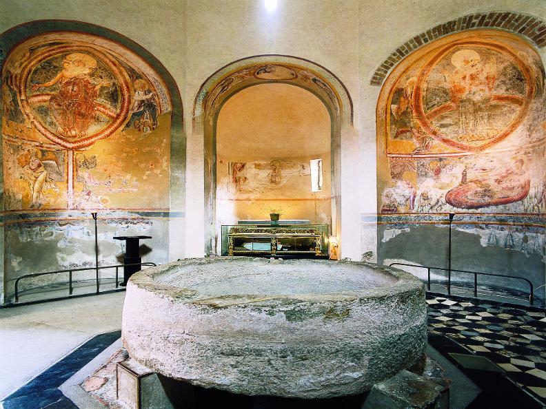 Image 2 - Baptistery of Riva San Vitale