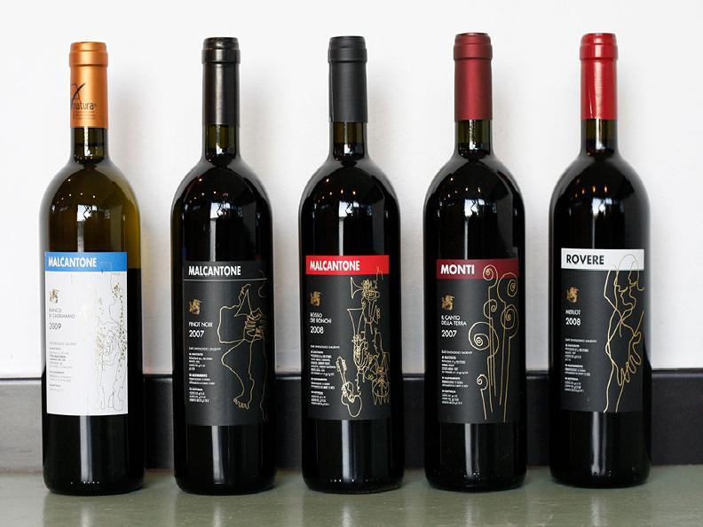 Image 4 - Wine cellar Monti