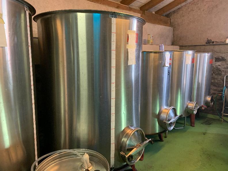 """Image 2 - Wine cellar """"La Segrisola"""""""