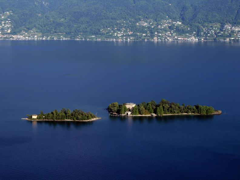 Image 2 - The Brissago Islands - Botanical park