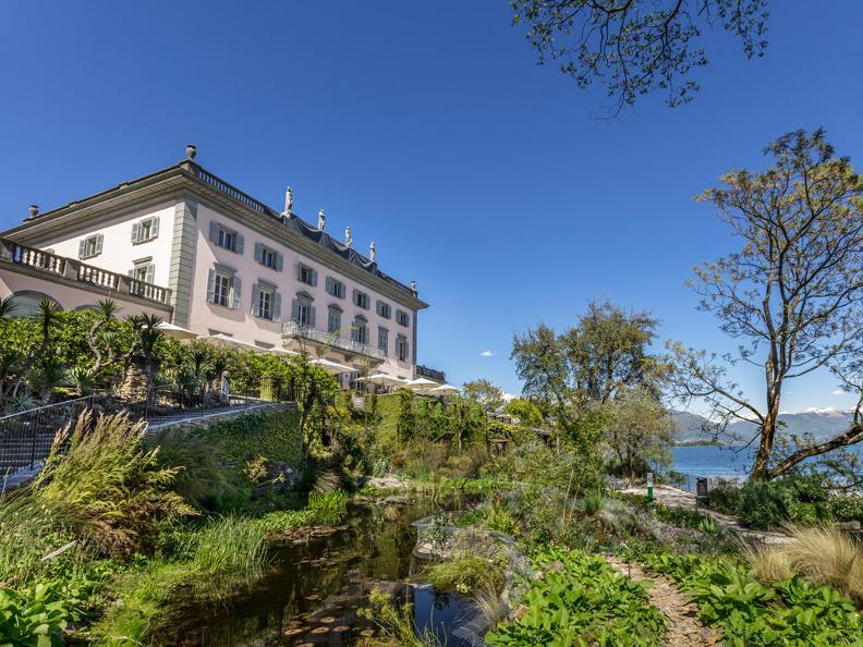 Image 3 - The Brissago Islands - Botanical park