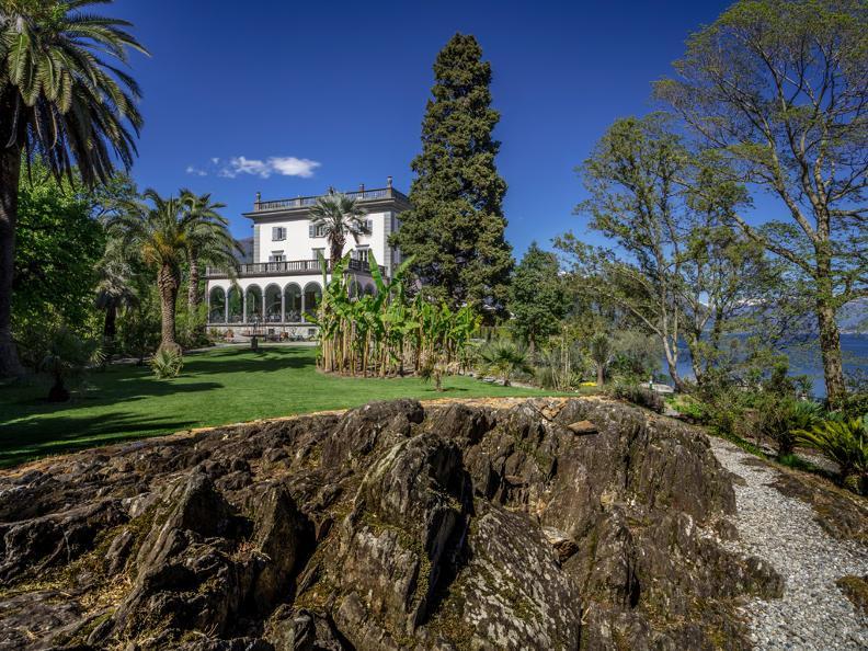 Image 0 - The Brissago Islands - Botanical park