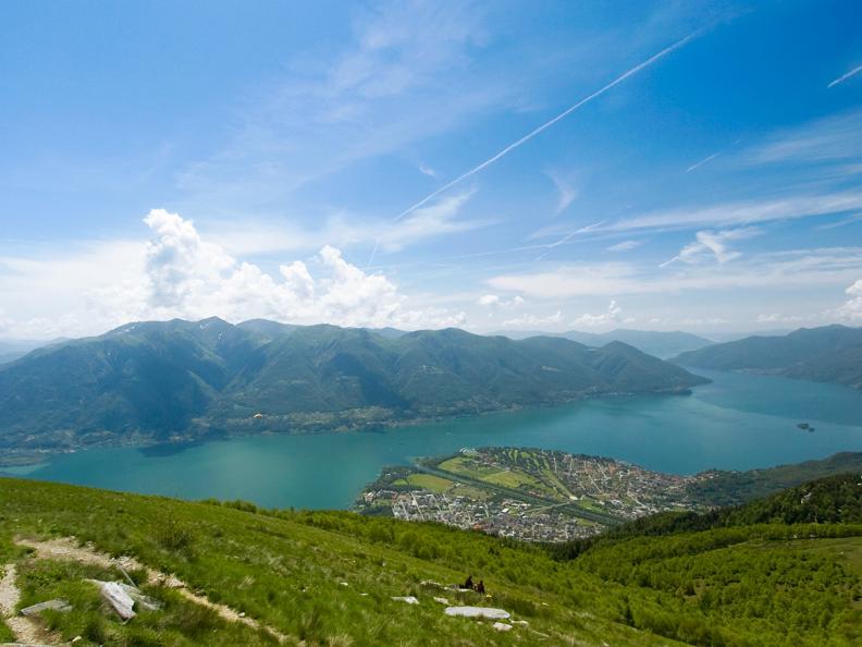 Image 3 - Naturlehrpfade: von Locarno bis Cardada und zur Cimetta