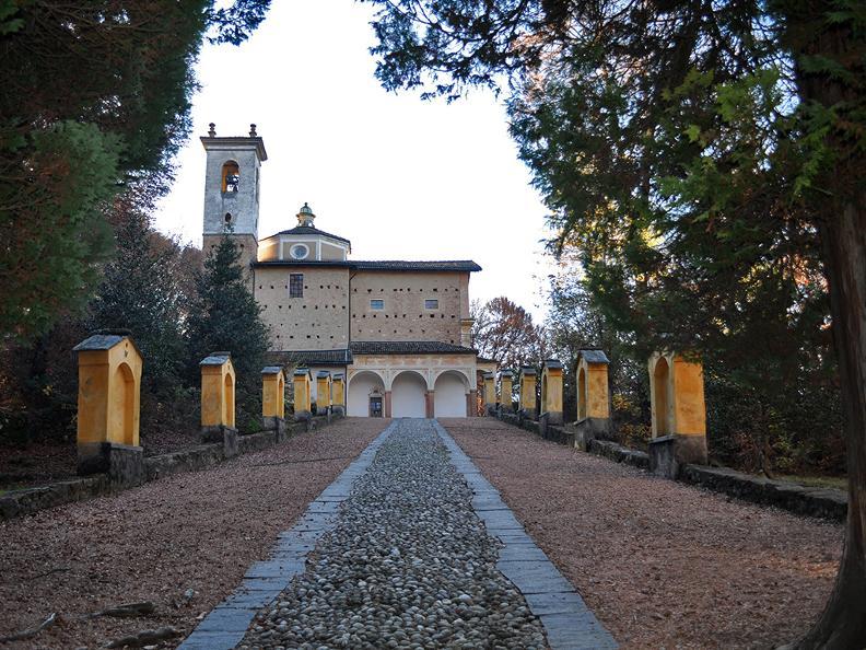 Image 0 - Wallfahrtskirche Madonna d'Ongero