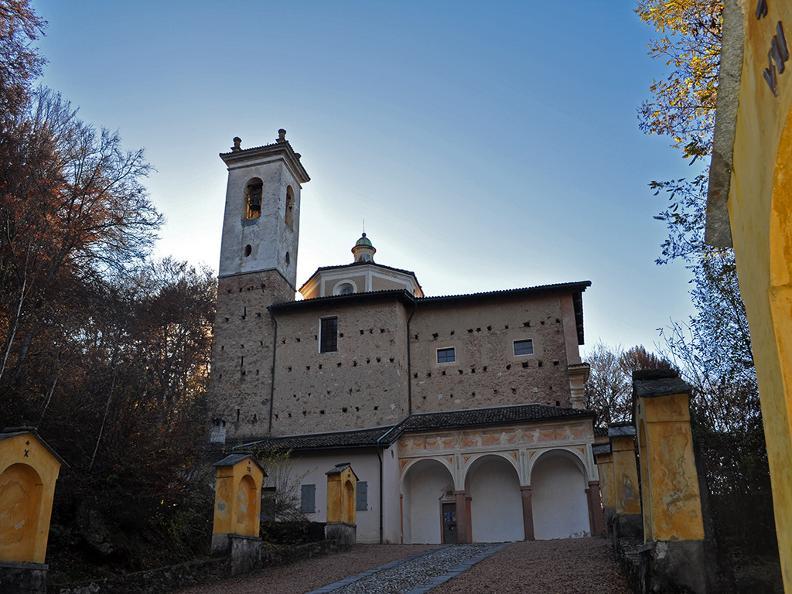 Image 1 - Wallfahrtskirche Madonna d'Ongero