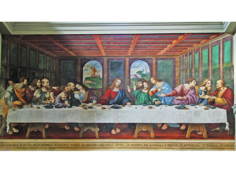 Image 0 - Artistic expeditions: the Last Supper