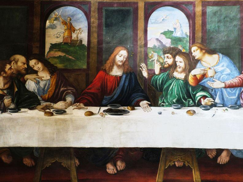 Image 1 - Artistic expeditions: the Last Supper