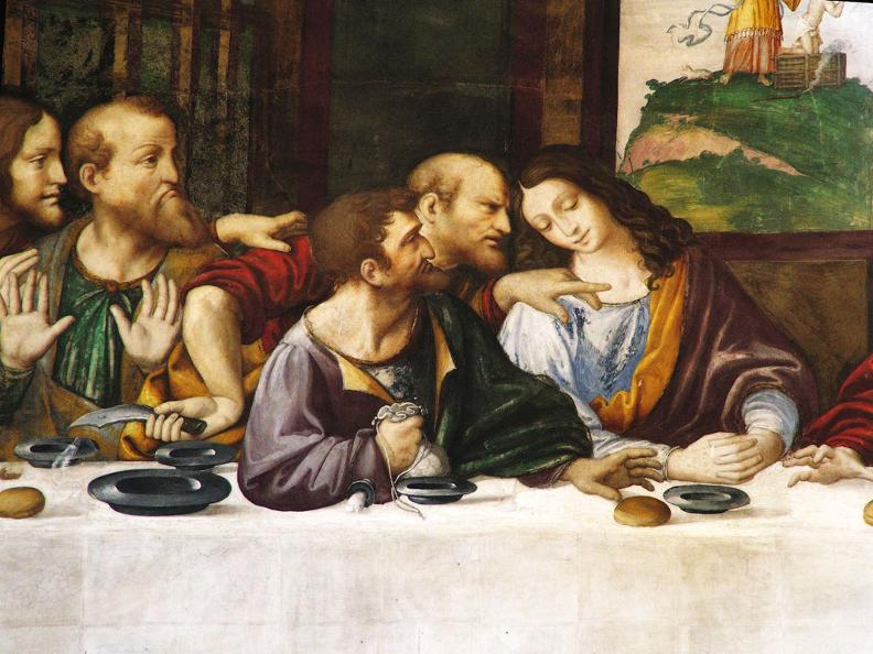 Image 2 - Artistic expeditions: the Last Supper