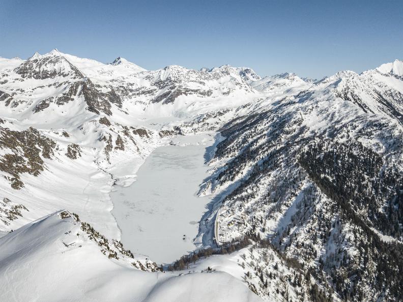 Image 8 - Ski touring in Upper Ticino