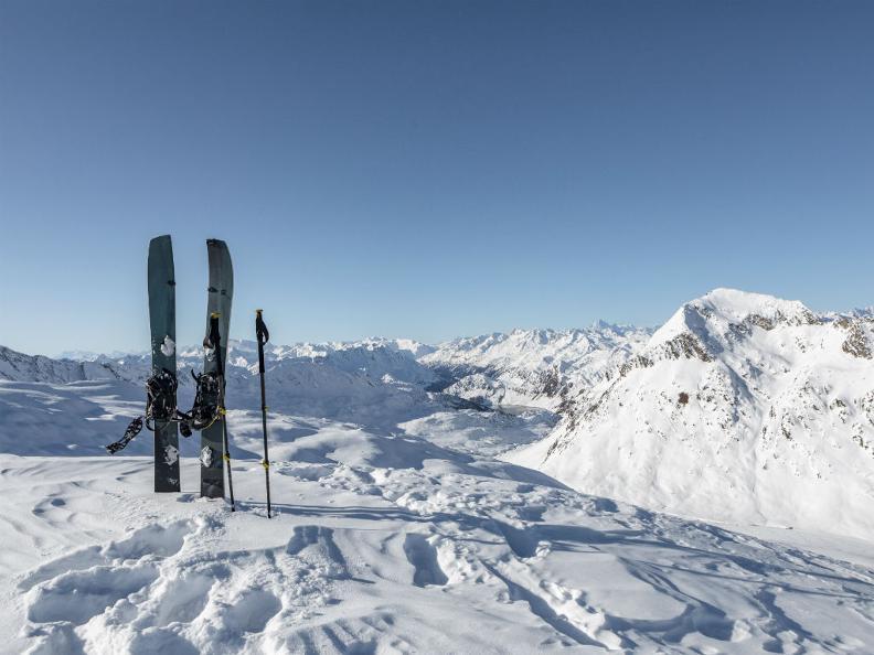 Image 1 - Ski touring in Upper Ticino