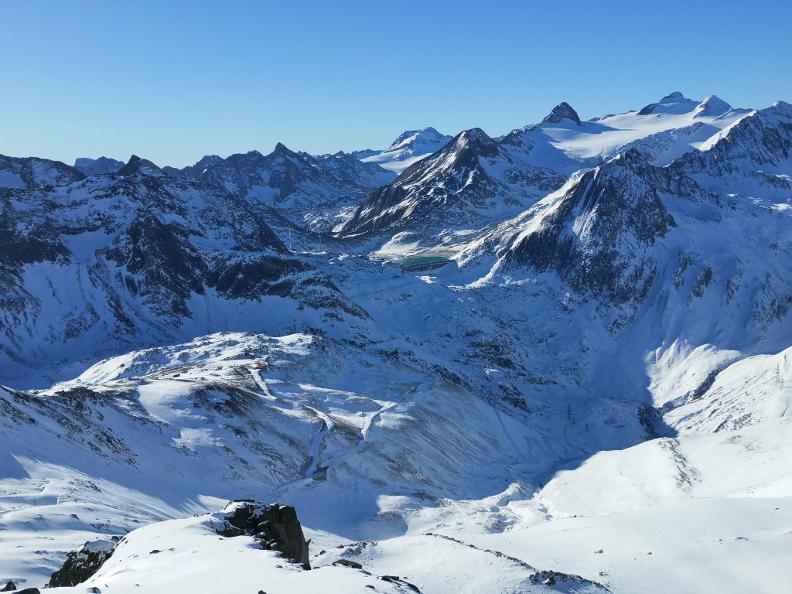 Image 7 - Ski touring in Upper Ticino