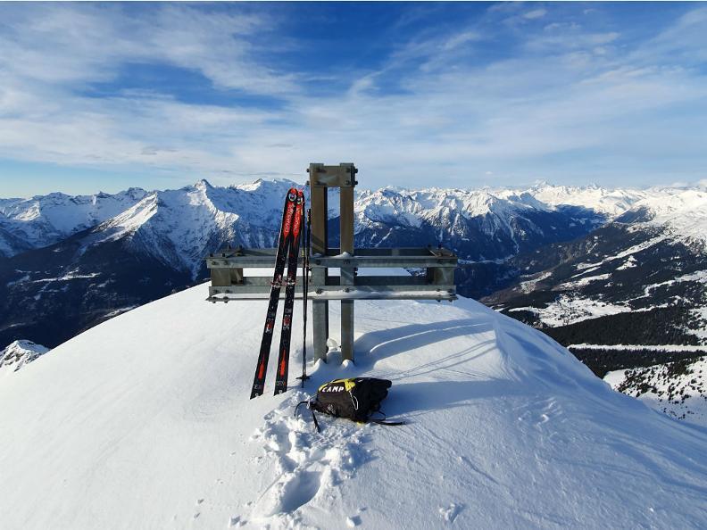 Image 2 - Ski touring in Upper Ticino