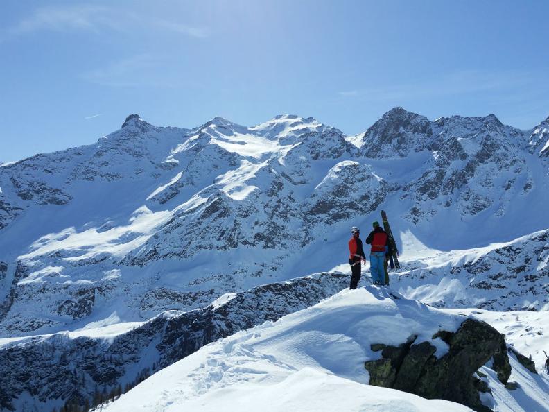 Image 3 - Ski touring in Upper Ticino