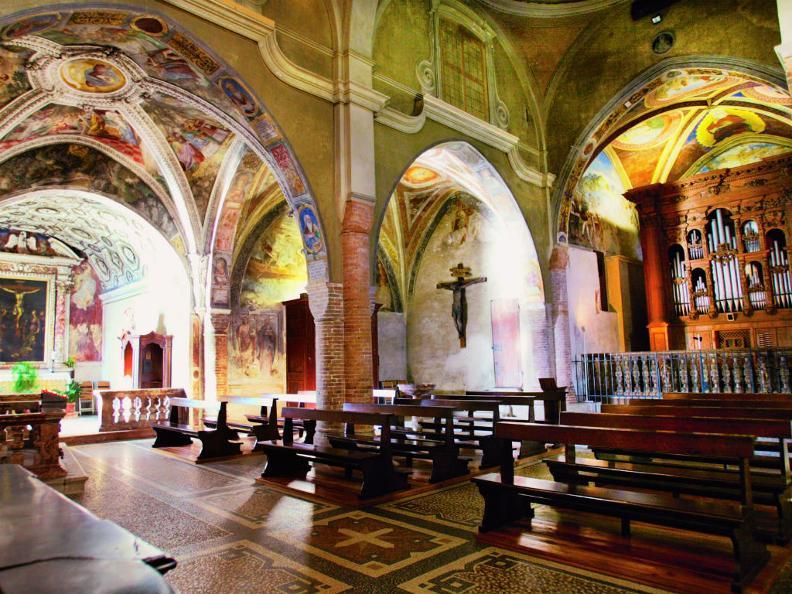 Image 1 - Eglise de S. Maria del Sasso