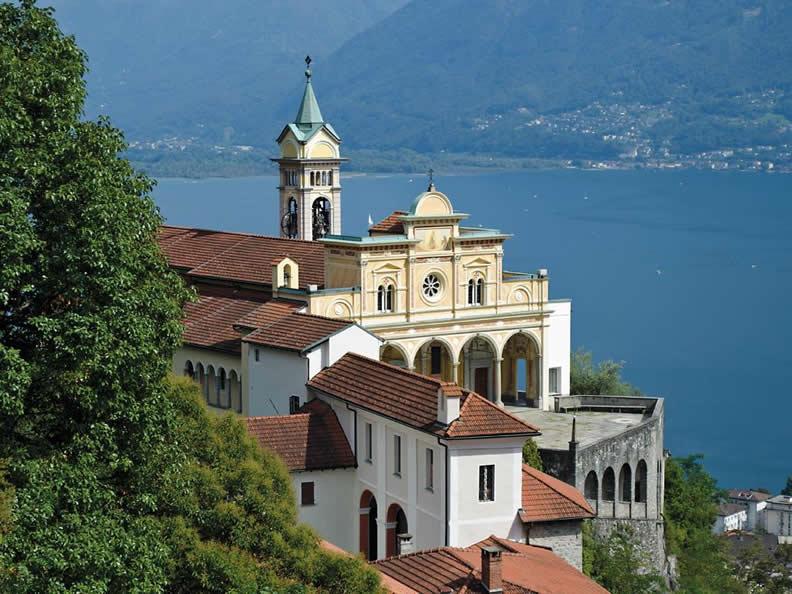Image 0 - Sacred Mount Madonna del Sasso