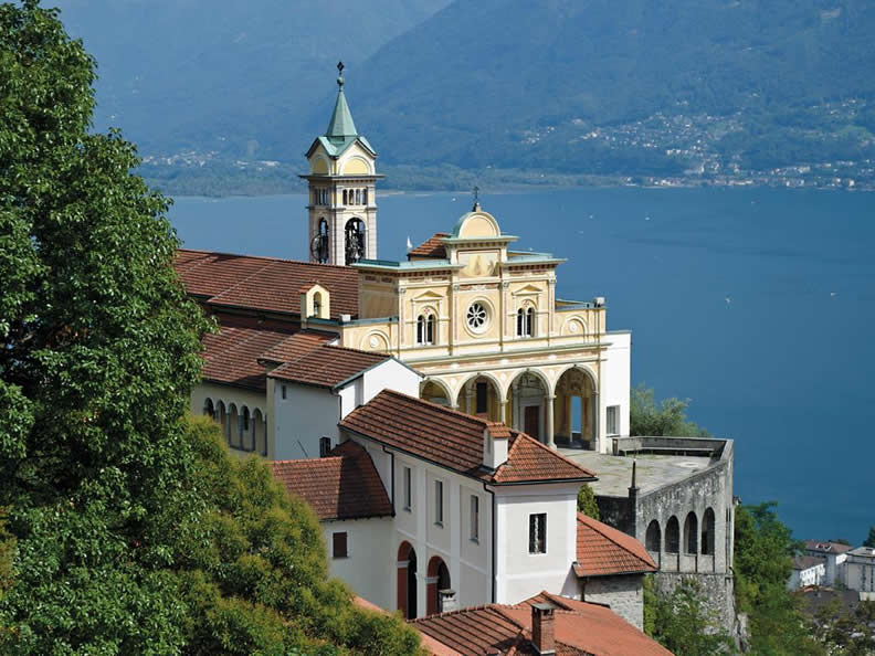 Image 0 - Sacro Monte Madonna del Sasso