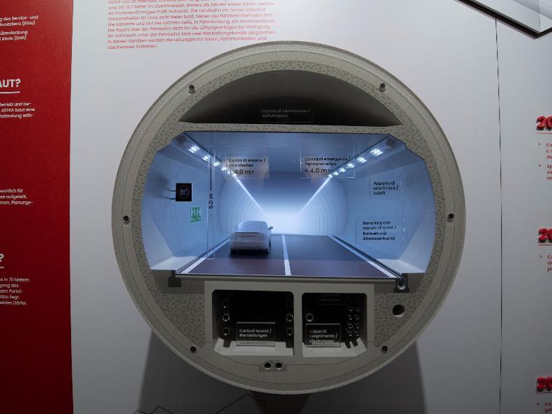 Image 12 - Infocentro USTRA Airolo
