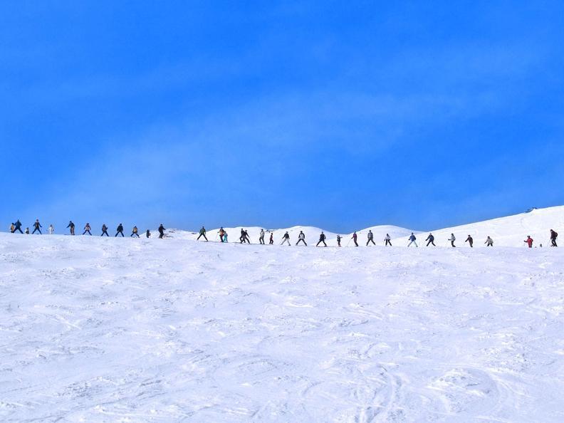 Image 1 - Skiing at the Nara