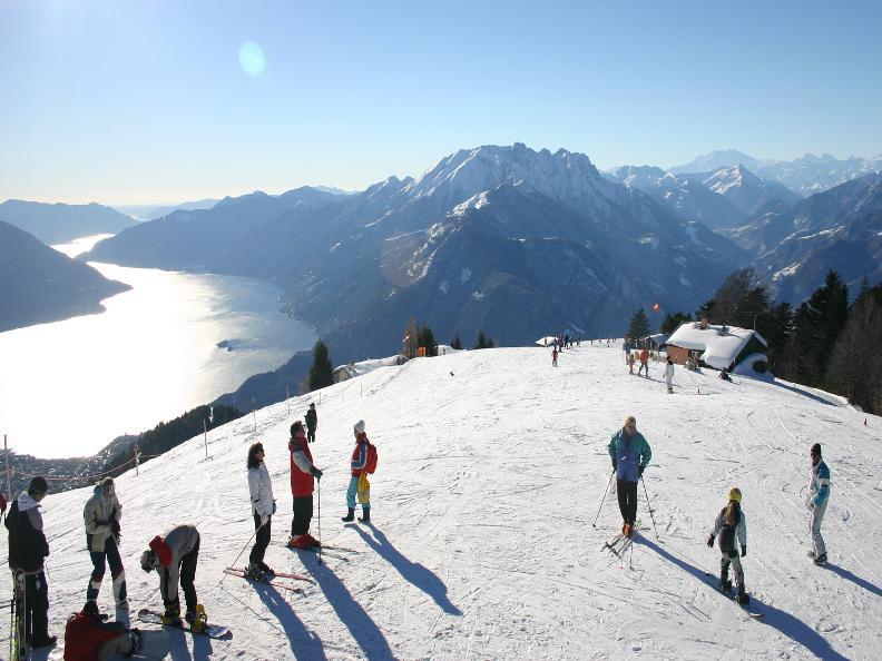 Image 0 - Skiing in Cardada-Cimetta