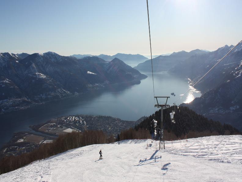 Image 5 - Cable car and chair lift Orselina - Cardada - Cimetta