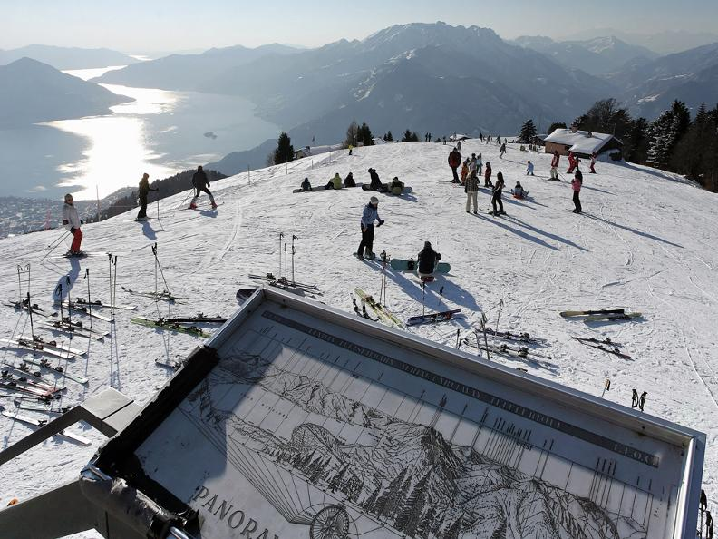 Image 5 - Skiing in Cardada-Cimetta