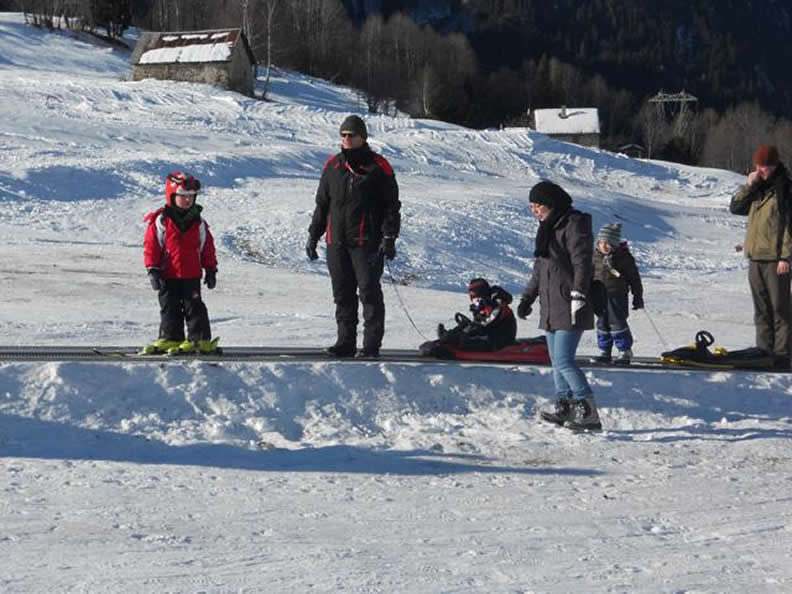 Image 1 - Ski resort Dalpe