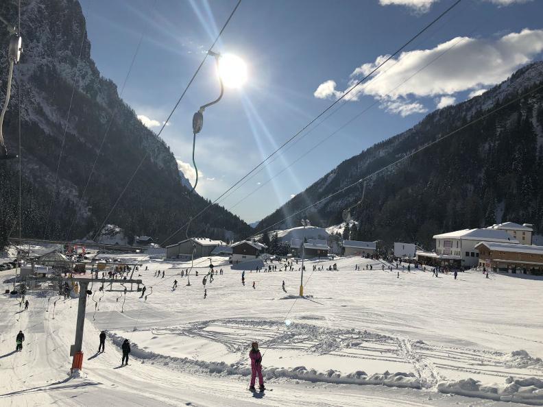 Image 0 - Ski resort Campo Blenio-Ghirone