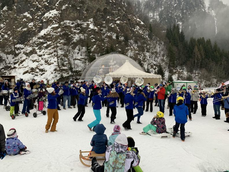 Image 1 - Ski resort Campo Blenio-Ghirone