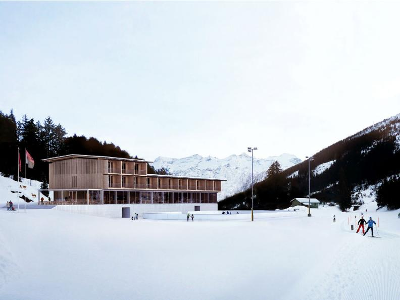 Image 0 - Nordic Ski Centre Campra