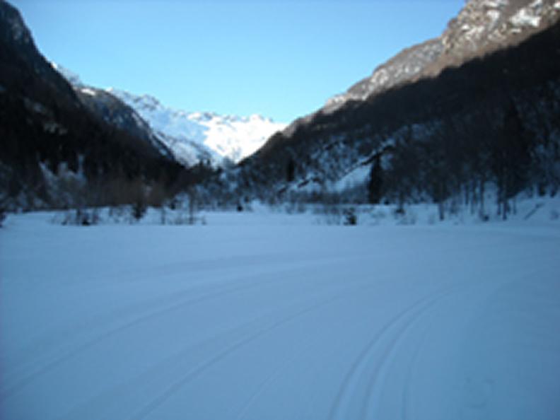 Image 1 - Cross-country track Vergeletto - Mte. Zardin