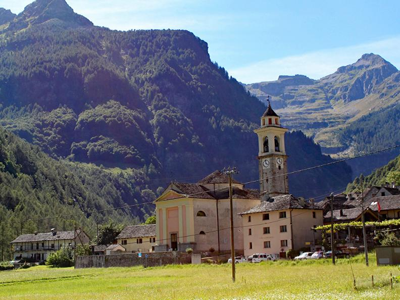 Image 0 - Dorfkern von Sonogno