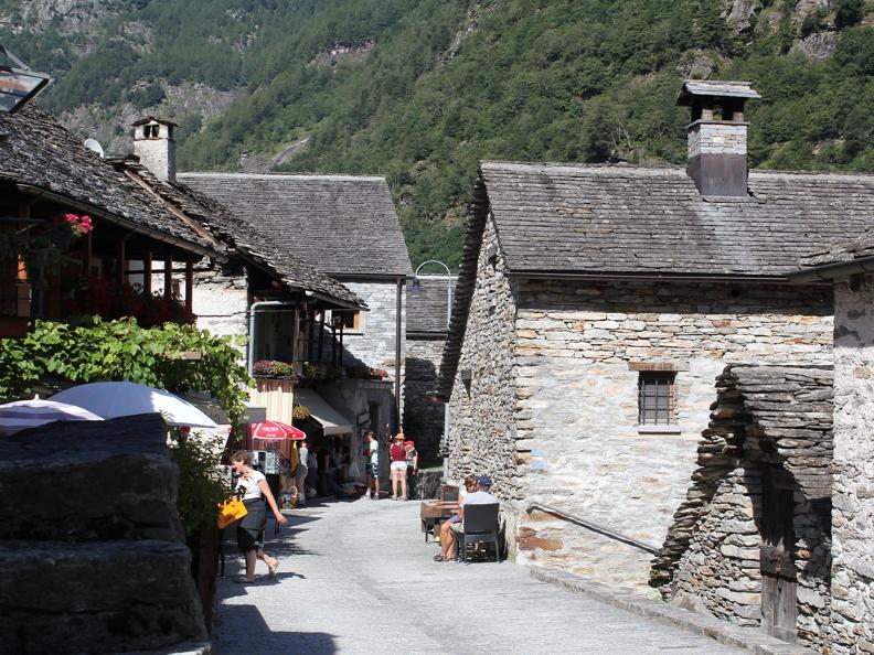 Image 6 - Dorfkern von Sonogno