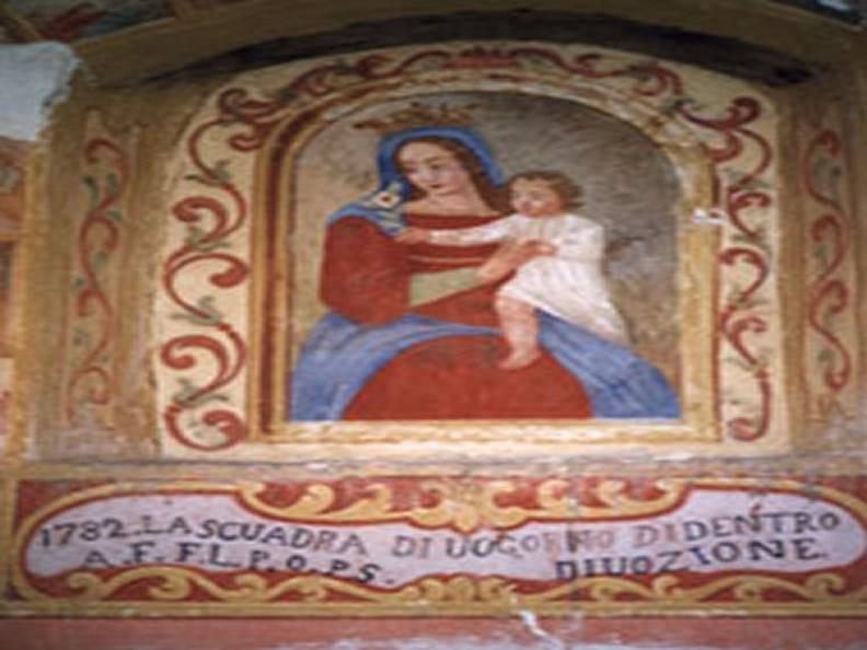 Image 0 - Oratorio della Madonna di Sedic
