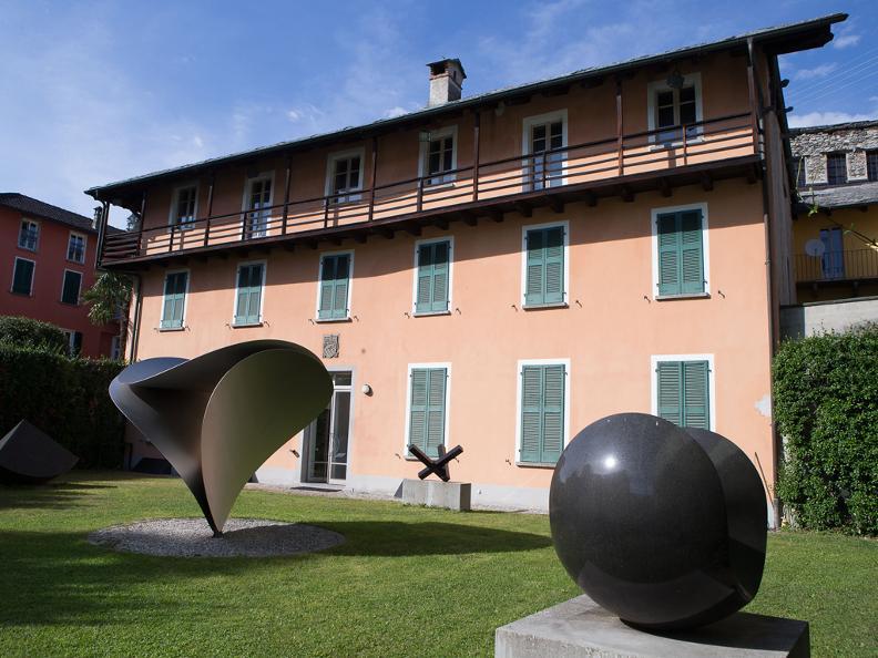 Image 0 - Pinacoteca comunale Casa Rusca
