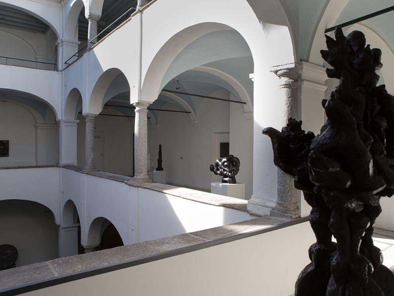 Image 1 - Pinacoteca comunale Casa Rusca