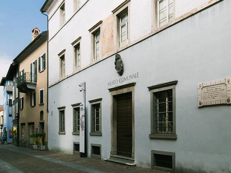 Image 1 - Municipal Museum of Modern Art Ascona