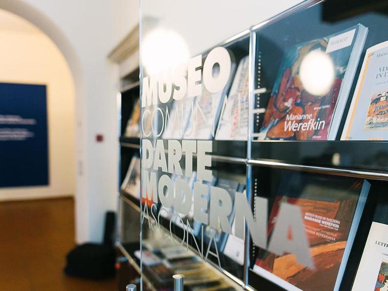 Image 0 - Municipal Museum of Modern Art Ascona