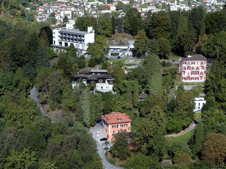 Image 0 - Percorso museale Monte Verità