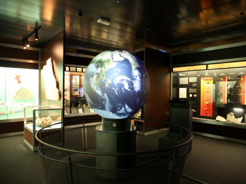 Image 0 - Museo cantonale di storia naturale, Lugano